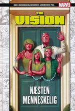 Vision (Dansk) (HC) nr. 1: Næsten menneskelig.