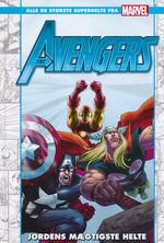 Avengers (Dansk) (HC) nr. 1: Jordens mægtigste helte.