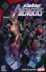 Avengers (TPB): Savage Avengers Vol. 4: King in Black.