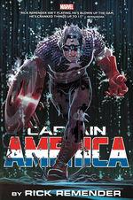 Captain America (HC): Captain America Omnibus by Rick Remender.