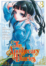 Apothecary Diaries, The (TPB) nr. 3: Maomao Reaps the Rewards of Her Feats!.