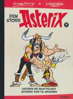 Asterix, Den Store (HC) nr. 7: Asterix på skattejagt / Asterix ta'r til Spanien.