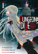 Dungeon Dive Aim for the Deepest Level (TPB) nr. 1: Ultimate Dungeon Crawl!, The.