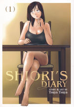 Shiori's Diary (Ghost Ship - Adult) (TPB) nr. 1: Open Up the Book of Life.