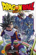 Dragon Ball Super (TPB) nr. 14: Son Goku, Galactic Patrol Officer.
