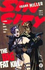 Sin City: The Big Fat Kill (mini-serie på 5 numre) nr. 2.