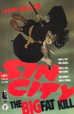 Sin City: The Big Fat Kill (mini-serie på 5 numre) nr. 4.
