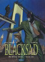Blacksad (Dansk) (HC) nr. 6: Når alting ramler - Første del.