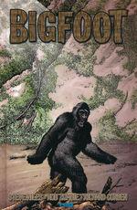 Bigfoot (Dansk) (HC): Bigfoot - SÆLGES FRA LØRDAG D. 16. OKT..