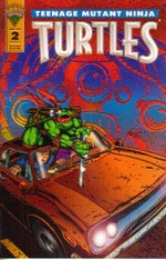 T. M. N. Turtles, vol 2 nr. 2.