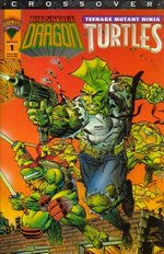 T. M. N. Turtles/ The Savage Dragon Crossover nr. 1.