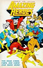 Amazing Heroes nr. 19.