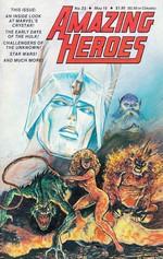 Amazing Heroes nr. 23.