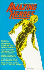 Amazing Heroes nr. 40.