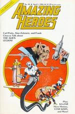 Amazing Heroes nr. 44.