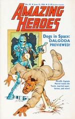 Amazing Heroes nr. 49.