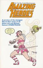 Amazing Heroes nr. 57.