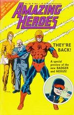 Amazing Heroes nr. 58.