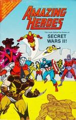 Amazing Heroes nr. 67.