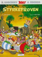 Asterix nr. 24: Styrkeprøven.