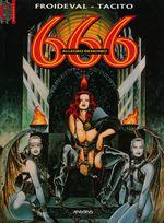 666 nr. 2: Allegro Demonio - TILBUD (så længe lager haves, der tages forbehold for udsolgte varer).