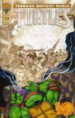 T. M. N. Turtles, vol 2 nr. 13.