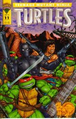 T. M. N. Turtles, vol 2 nr. 11.