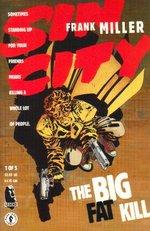 Sin City: The Big Fat Kill (mini-serie på 5 numre) nr. 1.
