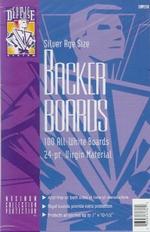 Comic Defense Backer Boards: Silver Age (100).