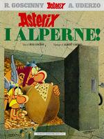 Asterix nr. 16: Asterix i Alperne.