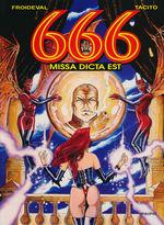 666 nr. 6: Missa Dicta Est - TILBUD (så længe lager haves, der tages forbehold for udsolgte varer).