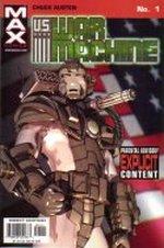 U.S. War Machine nr. 1.