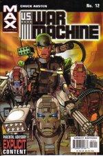 U.S. War Machine nr. 12.