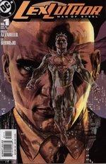 Lex Luthor: Man of Steel nr. 1.