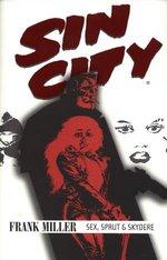 Sin City (Dansk) nr. 5: Sex, sprut og skydere.