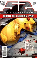 52 nr. 15: Booster Gold Memorial Issue.