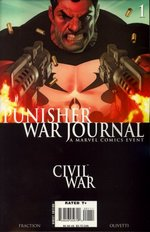 Punisher War Journal, vol. 2 nr. 1: Civil War.