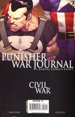 Punisher War Journal, vol. 2 nr. 2: Civil War.