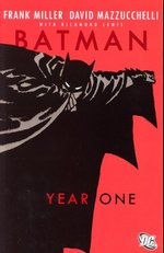 Batman (TPB): Year One Deluxe Edition.