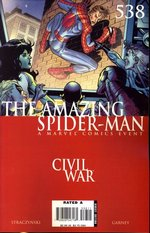 Spider-Man, The Amazing, vol. 2 nr. 538: Civil War.
