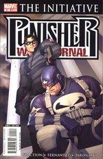 Punisher War Journal, vol. 2 nr. 11: The Initiative.
