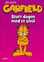Garfield (Dansk) nr. 48: Start Dagen Med Et Smil.