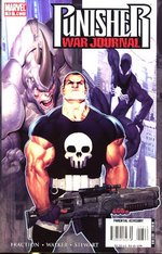 Punisher War Journal, vol. 2 nr. 13.