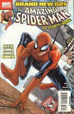 Spider-Man, The Amazing, vol. 2 nr. 546: Brand New Day.