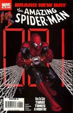 Spider-Man, The Amazing, vol. 2 nr. 548: Brand New Day.