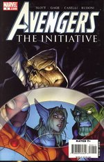 Avengers: The Initiative nr. 9.