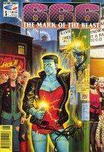 666 - The Mark of the Beast nr. 5.
