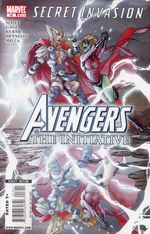 Avengers: The Initiative nr. 18: Secret Invation.