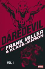 Daredevil (TPB): Daredevil by Frank Miller & Klaus Janson vol. 1.