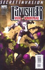 Punisher War Journal, vol. 2 nr. 25: Secret Invasion.